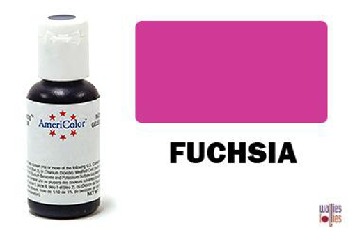 Americolor Gel Paste - Fuchsia