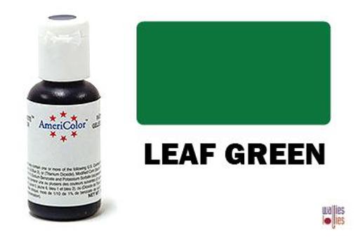 Americolor Gel Paste - Leaf Green
