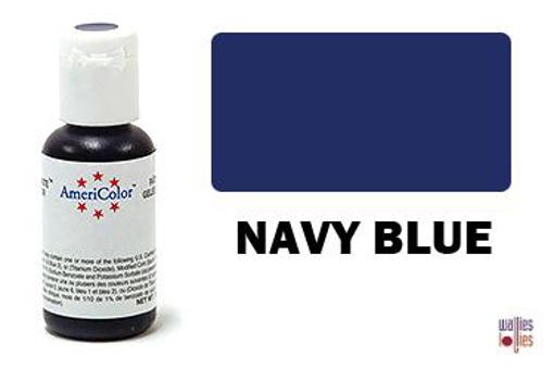 Americolor Gel Paste - Navy Blue