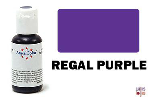 Americolor Gel Paste - Regal Purple