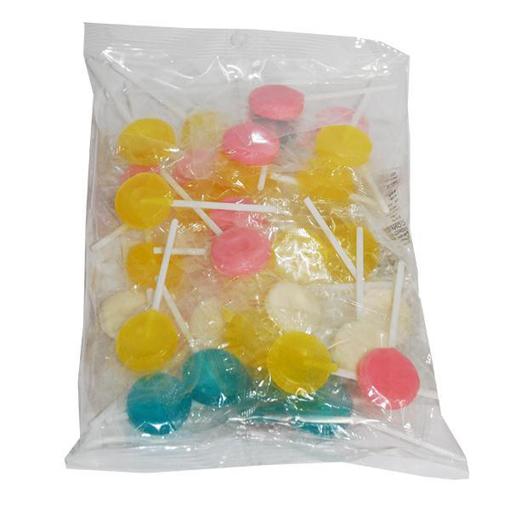 Assorted Lollipops - 140 pcs per bag