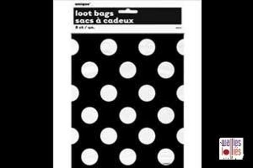 Black Spot Loot Bags