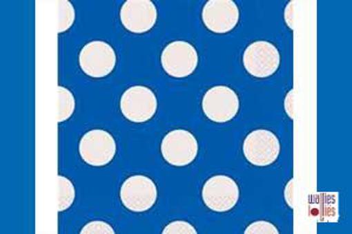 Blue Spot Napkins