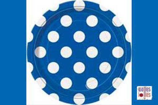 Blue Spot Small Plates