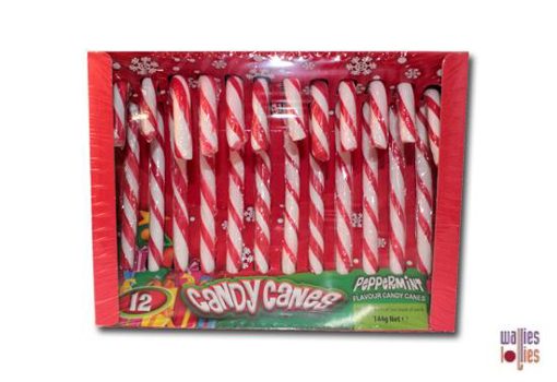 Candy Canes - Box of 12
