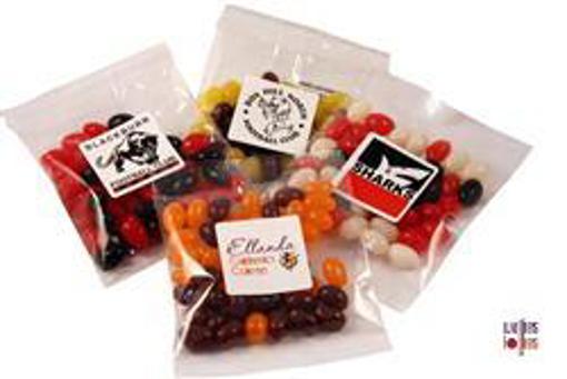 Club Jelly beans Mini in 50g Bag