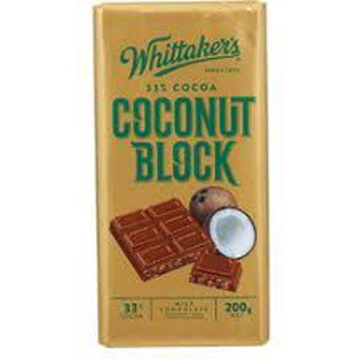 COCONUT BLOCK 200g