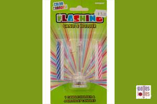 Colour Changing Candle Pack - Number 1