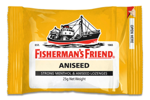 FISHERMANS FRIENDS ANISEED FLAVOUR 12 PACK - PRE ORDER