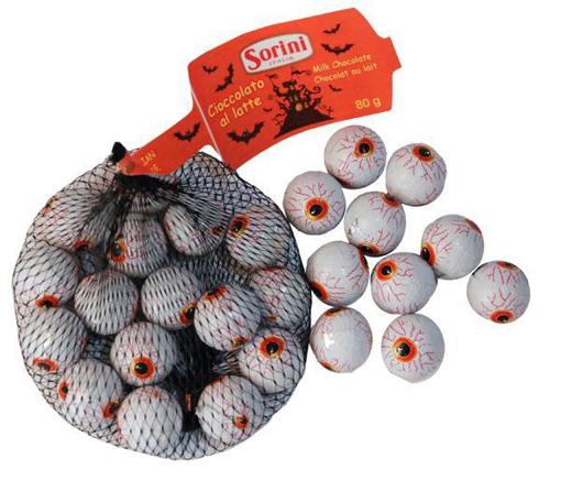 Foiled Eyeballs in 80g bag