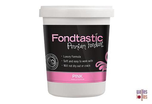 Fondtastic Fondant 2lb - Pink