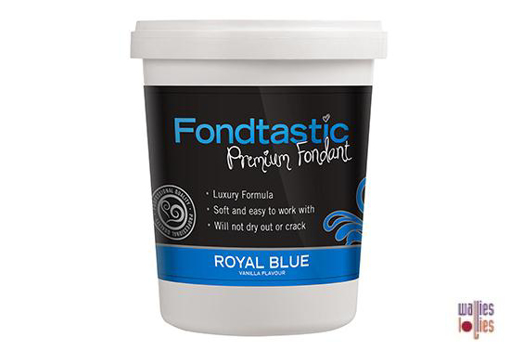 Fondtastic Fondant 2lb - Royal Blue