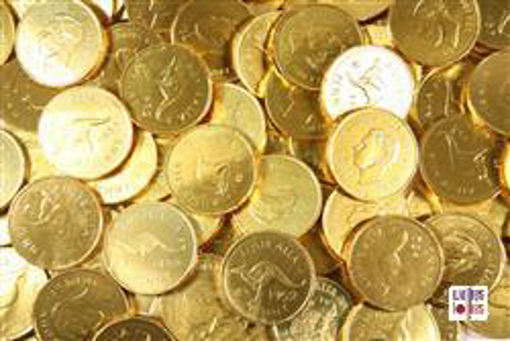 Gold Coins in 1.92kg box