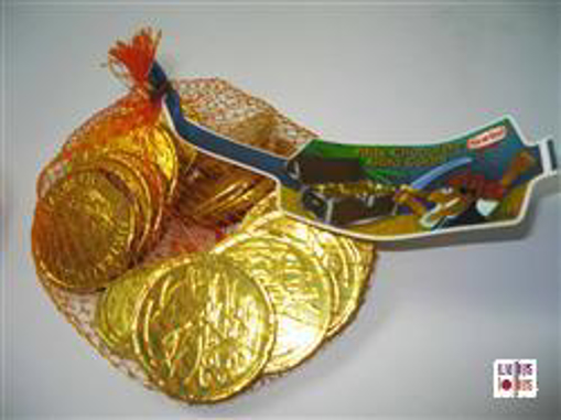 Gold Coins in 80g bag