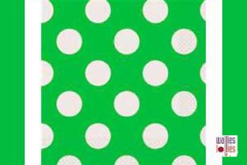 Green Spot Napkins