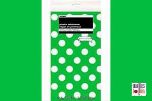 Green Spot Table Cloth