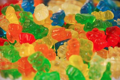 Gummy Bears in 1kg bag