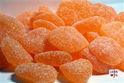 Gummy Sour Mandarines in 8kg carton