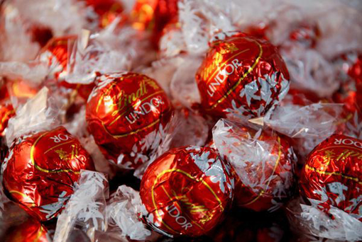 Lindt Balls - Milk Chocolate 1kg