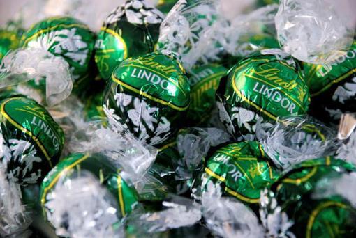 Lindt Balls - Mint 1kg