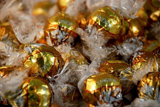 Lindt Balls - White Chocolate 0.500g