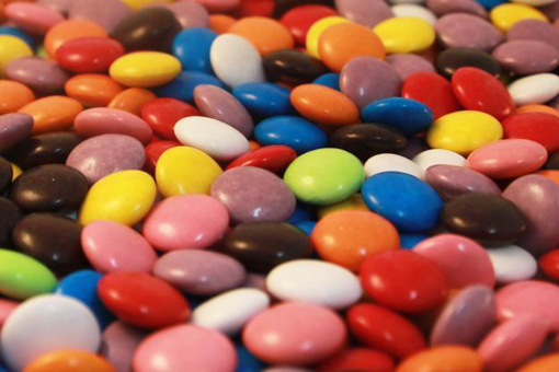 Mixed Choc Beans in 12kg carton