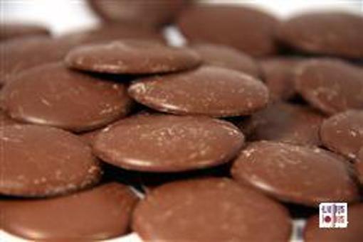 Pink Lady Milk Chocolate Pastilles in 2kg Bag