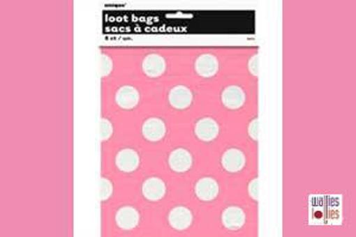 Pink Spot Loot Bags