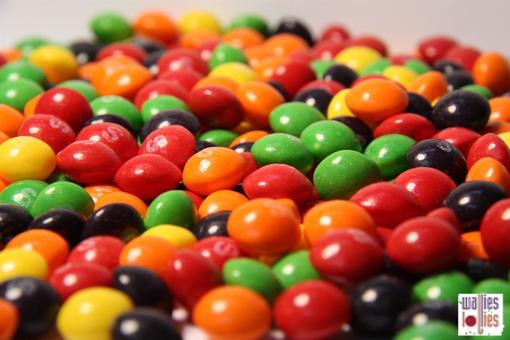 Skittles in 1kg Bag