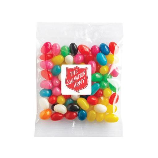The Salvation Army  - 50g Mini Jellybeans $0.79 per bag