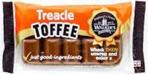 Walker's Treacle Toffee Bar - 100g