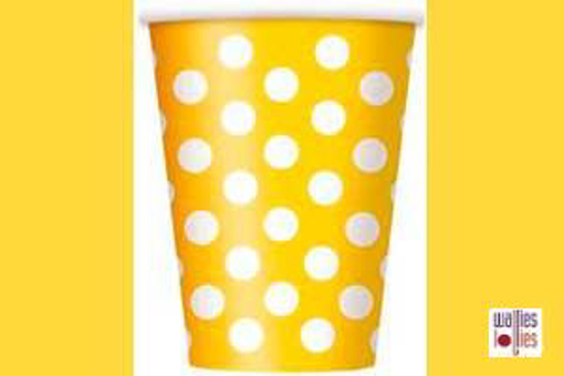 Yellow Spot Cups