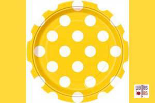 Yellow Spot Small Plates