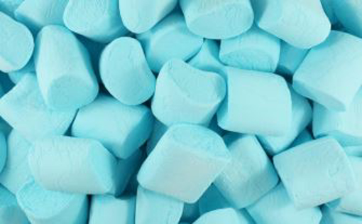 Picture of Marshmallows Large - Blue