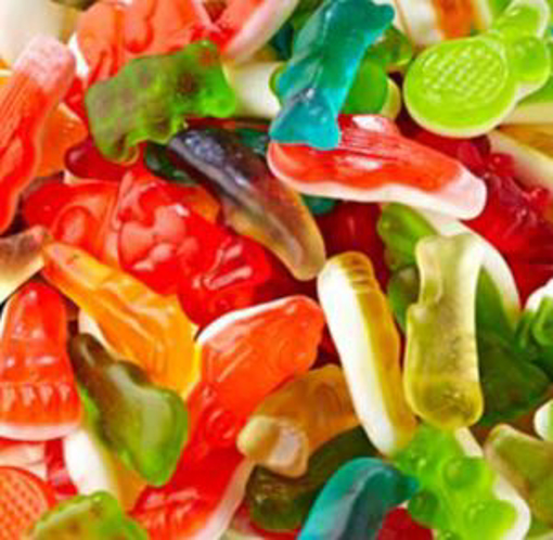 Picture of Gummy Groovy Mix in 1kg bag