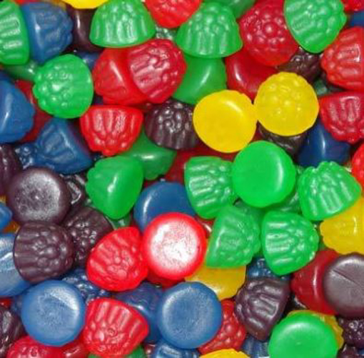 Picture of Mixed Berries in 200g bag