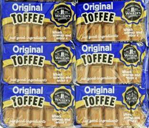 Picture of Walker's Original Toffee Bar - 100g