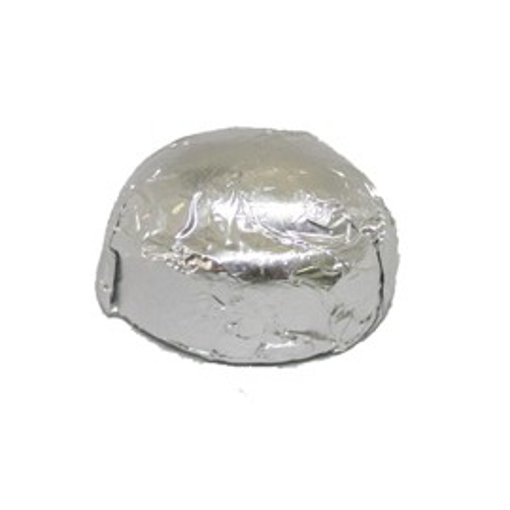 Picture of Domes - Matte Silver Foiled in 1kg Bag (PRE-ORDER)