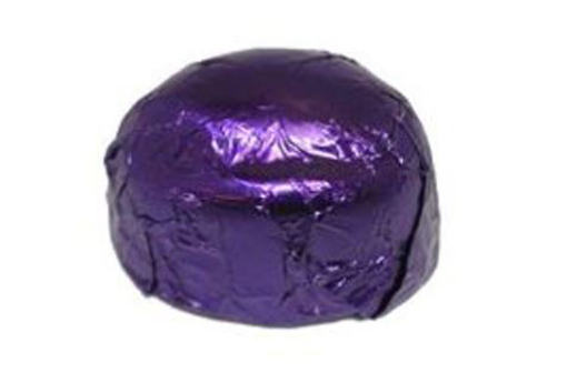 Picture of Domes - Purple Foiled in 1kg Bag (PRE-ORDER)