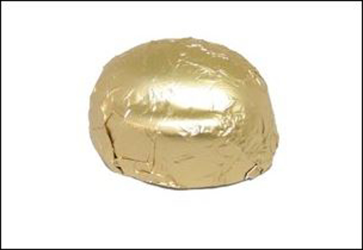 Picture of Domes - Matte Gold Foiled in 1kg Bag (PRE-ORDER)