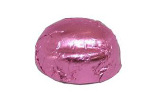 Picture of Domes - Pink Foiled in 1kg Bag (PRE-ORDER)