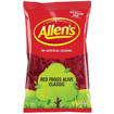 Picture of Allen's Red Frogs 1.3kg Bag
