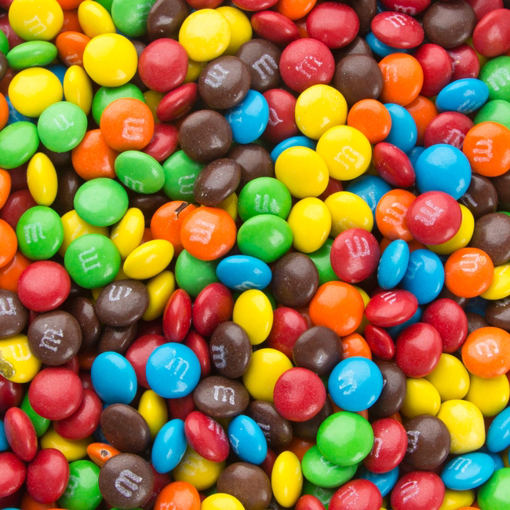 Picture of Mini M&M's in 1kg Bag