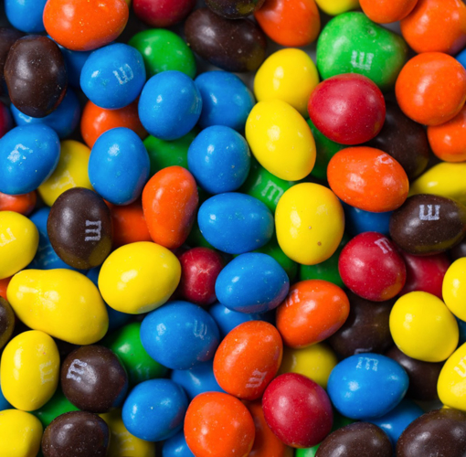 Picture of Peanut M&M's in 150g Bag