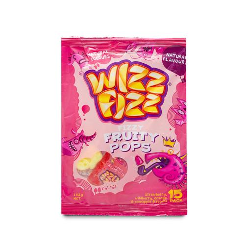 Picture of Wizz Fizz Lollipops