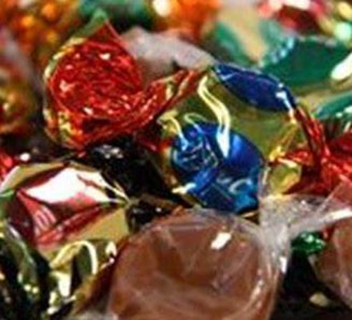 Picture of Assorted Toffees/Eclairs in 1kg bag