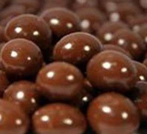 Picture of Pink lady Milk chocolate Coffee Beans