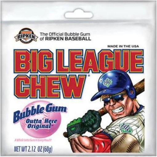Picture of BIG LEAGUE CHEW - Original Bubble Gum