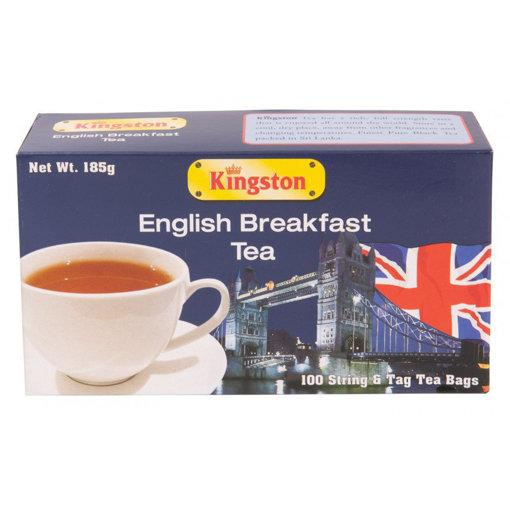 Picture of KINGSTON English Breakfast Tea 100pk