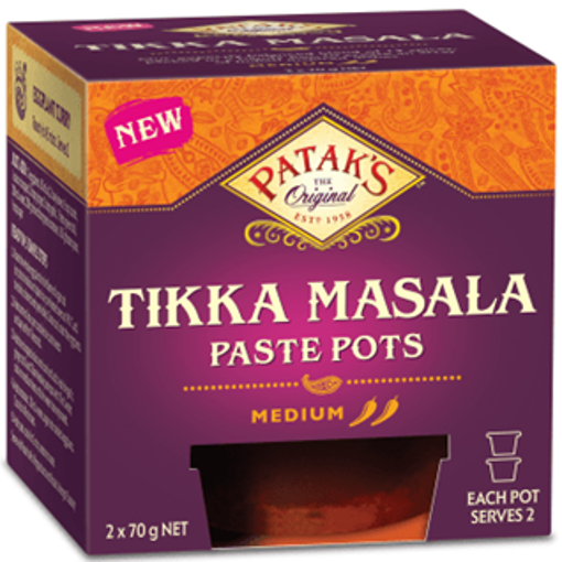 Picture of TIKKA MASALA Paste Pots